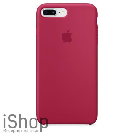38.Силиконовый-чехол-для-iPhone-8-Plus-7-Plus-Красная-роза
