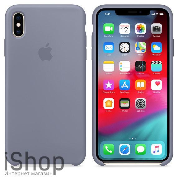45.Силиконовый-чехол-для-iPhone-XS-Max-Тёмная-лаванда