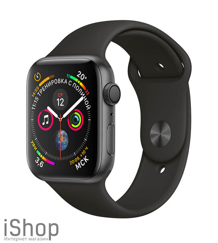 Apple-Watch-Series-4-40мм-Серый-космос1