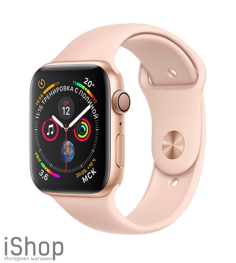 Apple-Watch-Series-4-40мм-Золотой1