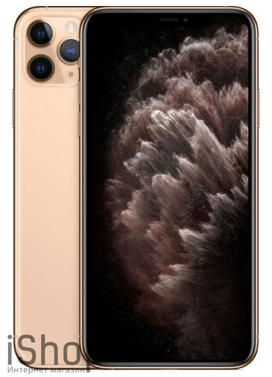 iPhone-11-Pro-Max-Gold-iShop-1