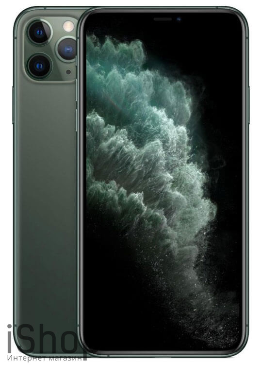 iPhone-11-Pro-Max-Midnight-Green-iShop-1