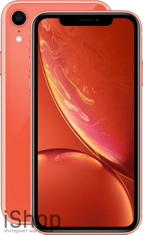 iPhone-XR-Coral-iShop