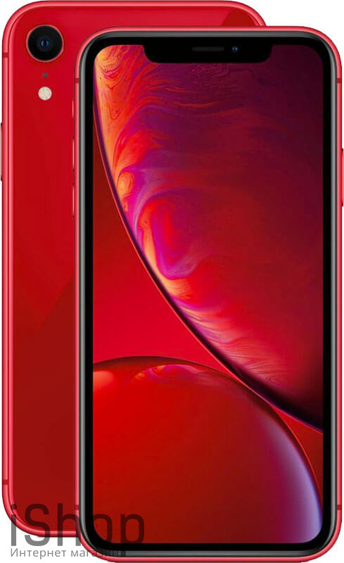 iPhone-XR-Red-iShop