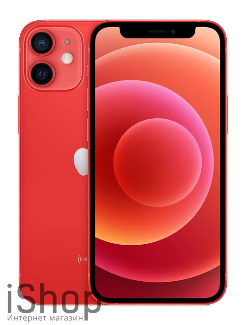 iphone-12-mini-Red-1-iShop